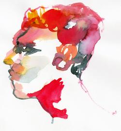 Bennett Portrait (detail), Kieran Solley