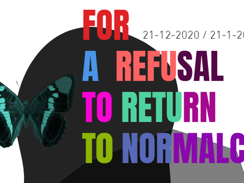 FOR A  REFUSAL TO RETURN T0 NORMALCY