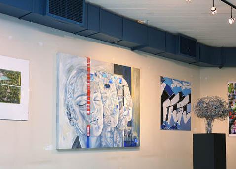 Action 14   International Art Exhibition