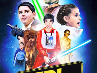 Jedi Junior High Screening