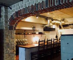 古城の台所がイメージだそうです。