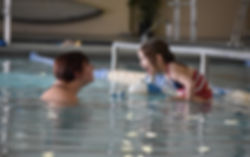 Aquatic Therapy, not just pool play