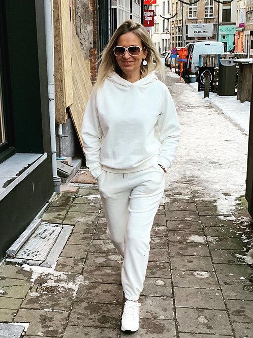 SIENA HOMEWEAR SET OFF WHITE