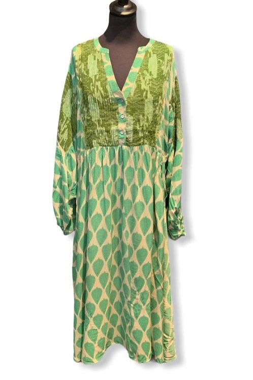 BEA BALOON SILK DRESS 03