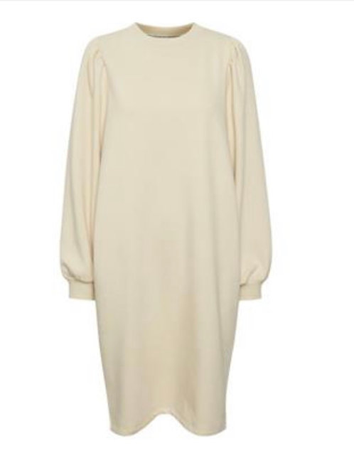 DITA SWEATER DRESS CREME