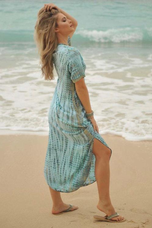 ULA DRESS BLUE MOON