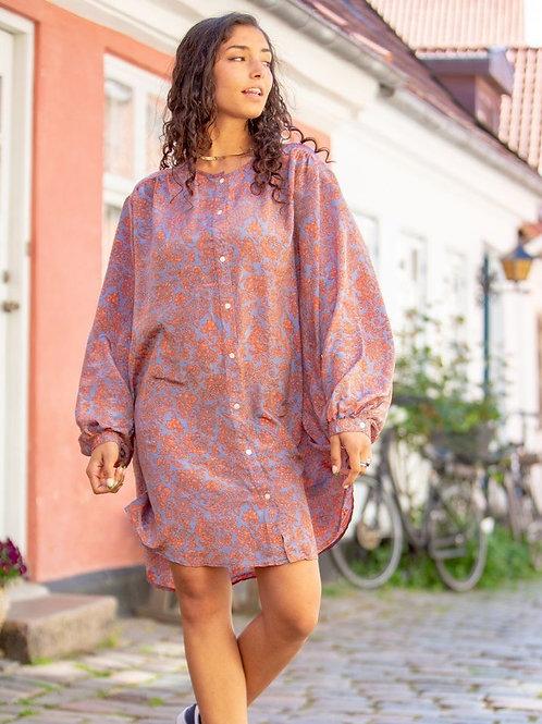 COLOMBO SHORT SHIRT DRESS 01