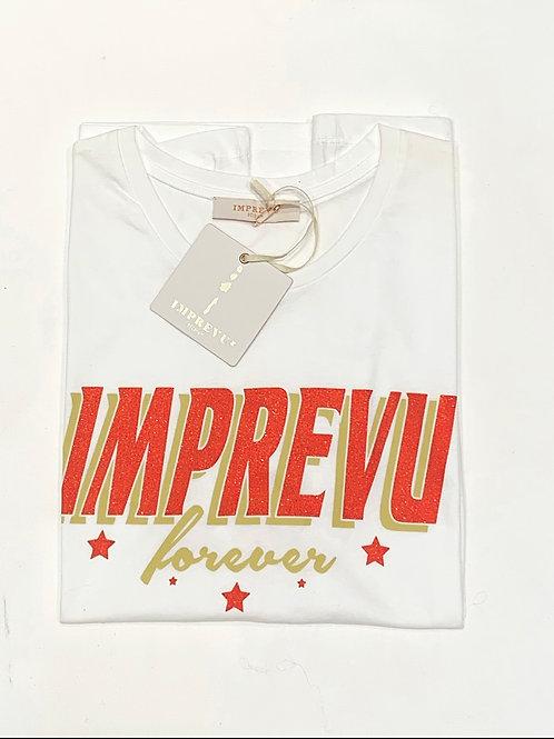 T-SHIRT IMPREVU FOREVER