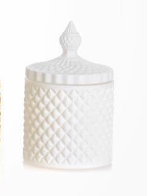 IBIZA HANDMADE CANDLE WHITE 500ML
