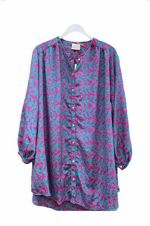 COLOMBO SHORT SHIRT DRESS 06