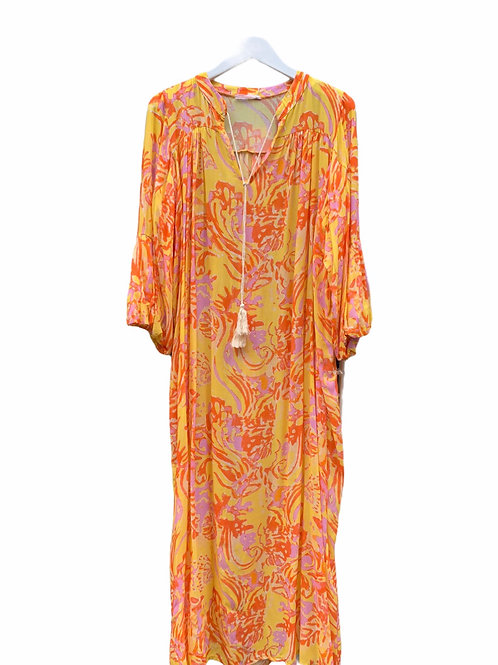SANDY DRESS YELLOW
