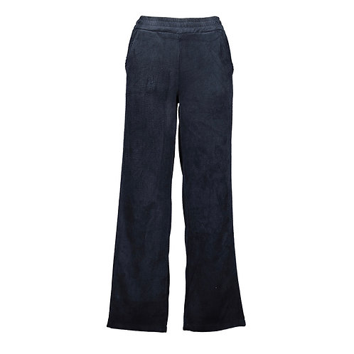KATHY CORDUROY PANTS DARK BLUE
