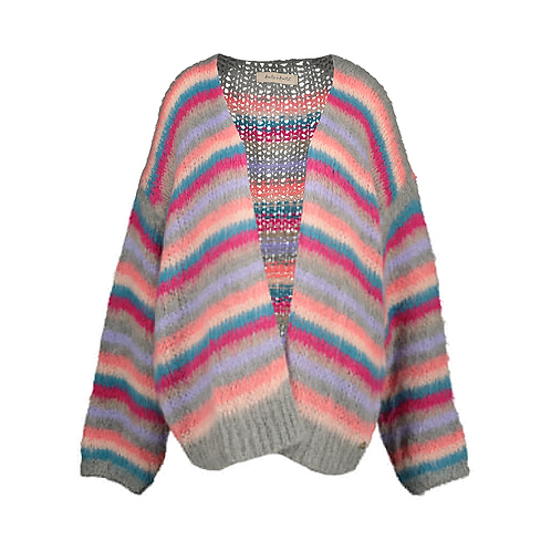 ANDREA KNITTED CARDIGAN