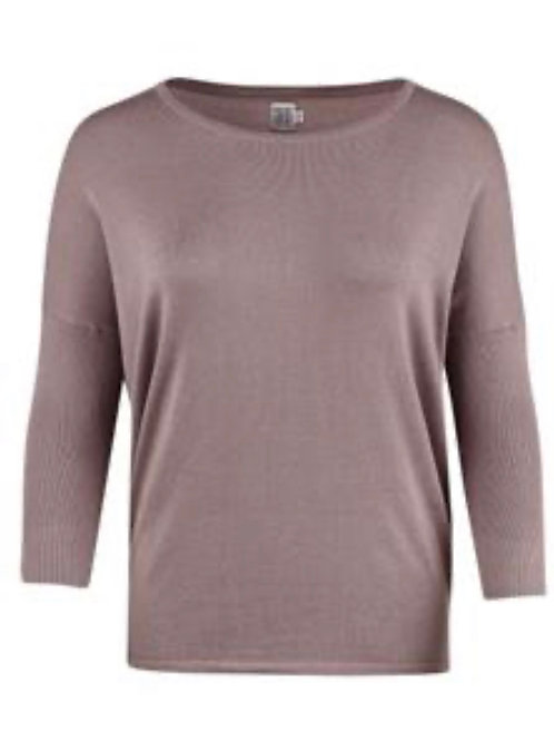 MILA ROUND NECK SWEATER