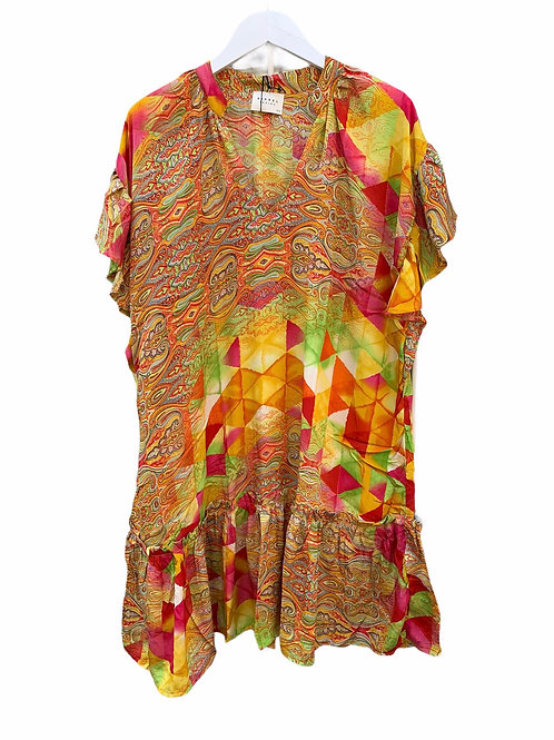 CHARM SHORT DRESS 15