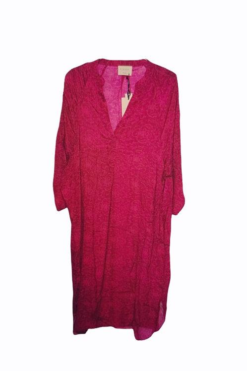 ADINA SILK CAFTAN DRESS 167