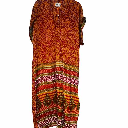 MARTINA LONG CAFTAN DRESS 02