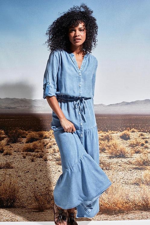 K-DESIGN DRESS S901 BLUE JEANS