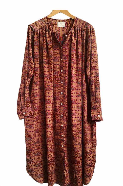 BRAVE SHIRT DRESS 03