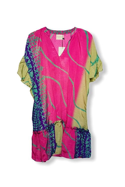 CHARM SHORT DRESS 03