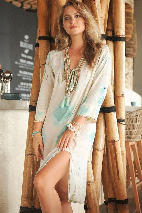 INDY TUNIC/DRESS SUMMER BREEZE