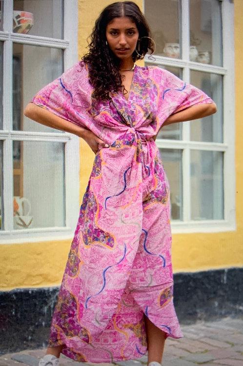 MONACO SILK DRESS 05