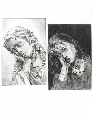 Broken Sculptures #3