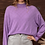 Thumbnail: ROUND NECK SWEATER LILAC