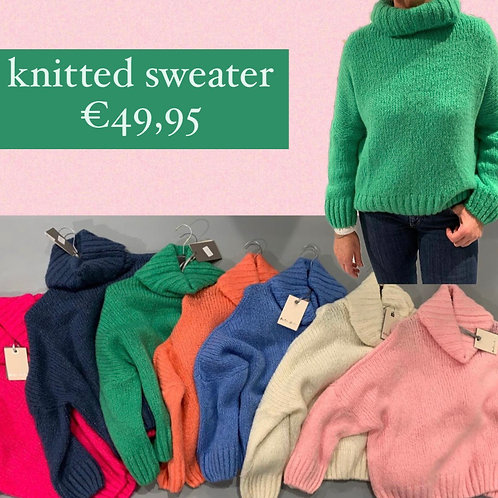 AMELIE KNITTED SWEATER
