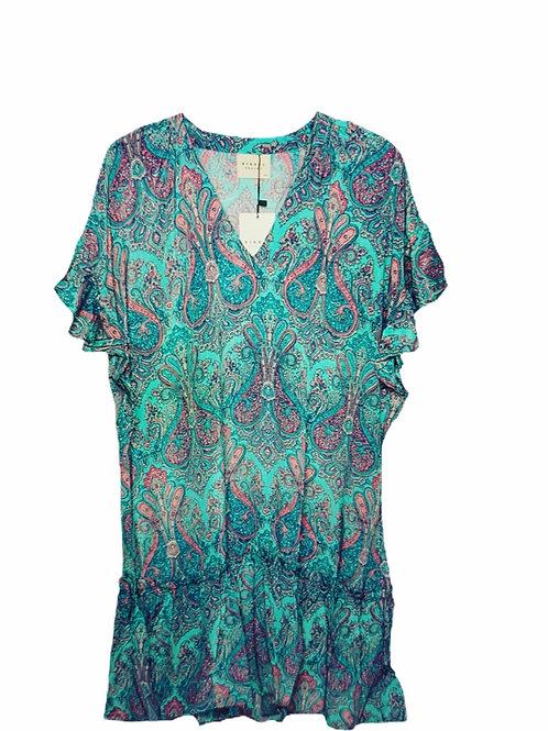 CHARM SHORT DRESS 06