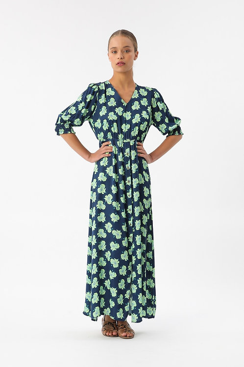 ORCHID MAXI DRESS NIGHT FLOWER