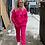 Thumbnail: SIENA HOMEWEAR SET FUCHSIA