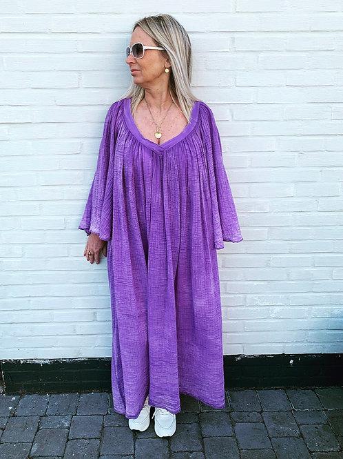 MARY TETRA DRESS VIOLET