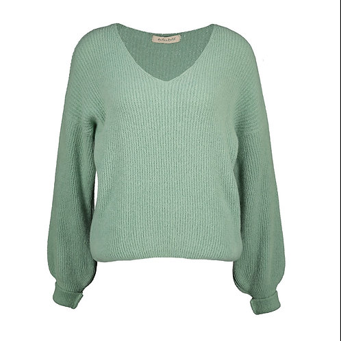 POIRE KNITTED SWEATER MINT