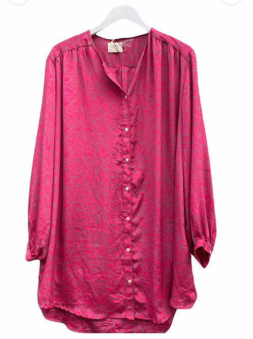 COLOMBO SHORT SHIRT DRESS 03