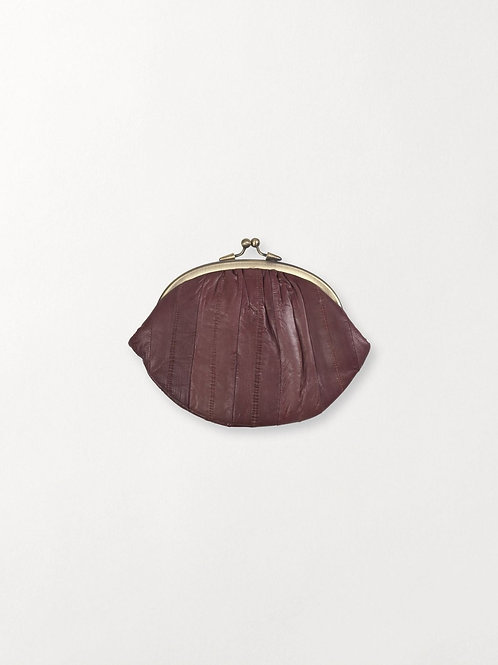 GRANNY WALLET WINE RED