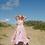 Thumbnail: MILA MOONSTONE LONG DRESS LILAC