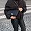 Thumbnail: PUFFER COAT BLACK