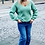 Thumbnail: POIRE KNITTED SWEATER MINT