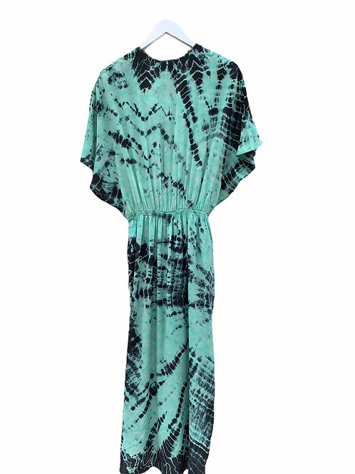 MONACO SILK DRESS 12