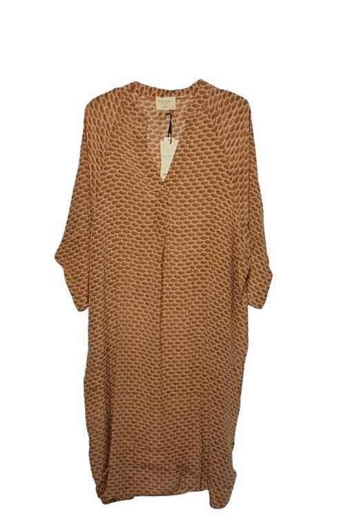 ADINA SILK CAFTAN DRESS 180