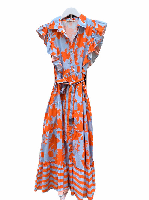 CLAIRE COTTON DRESS