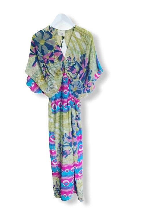 MONACO SILK DRESS 09