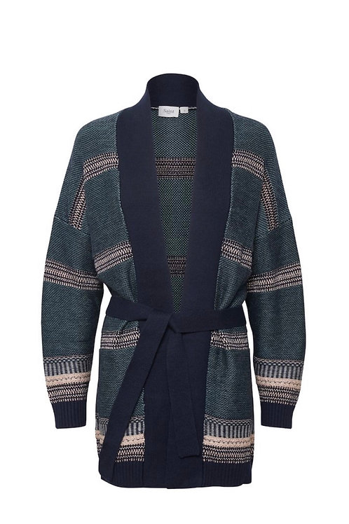 CARO KNITTED CARDIGAN