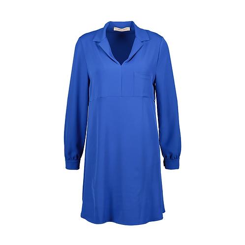 GIANNA DRESS BLUE ROYAL