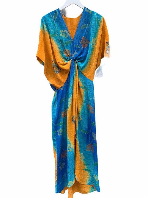 MONACO SILK DRESS 10