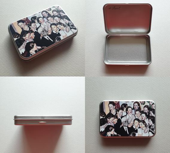 Tin Box Detail