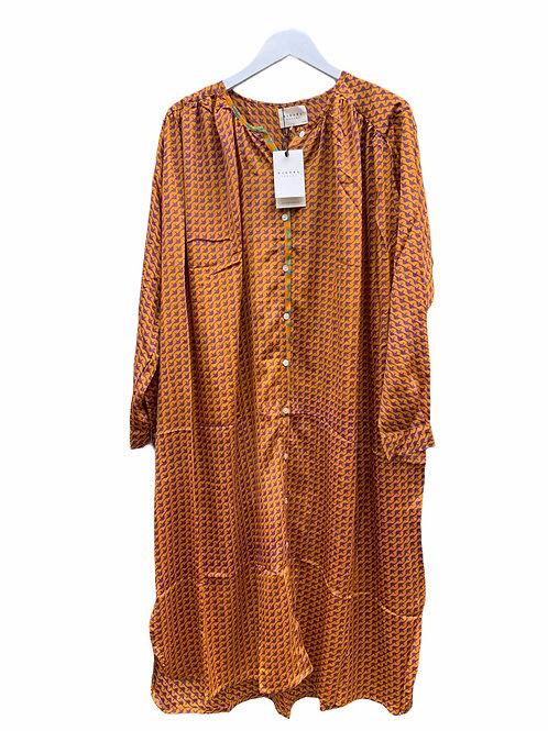 BRAVE SHIRT DRESS 12