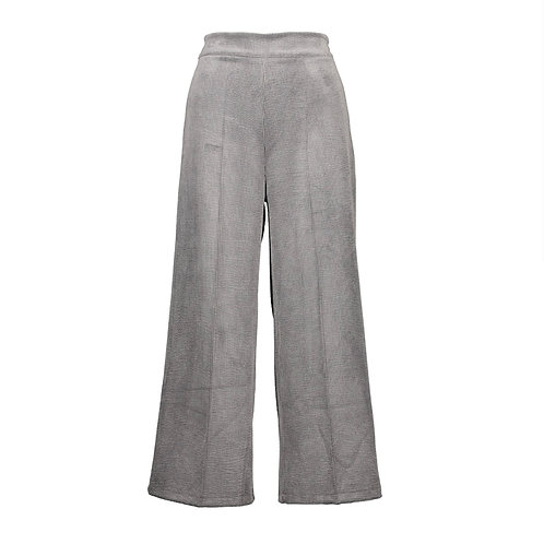 INGRID 7/8 CORDUROY PANTS GREY