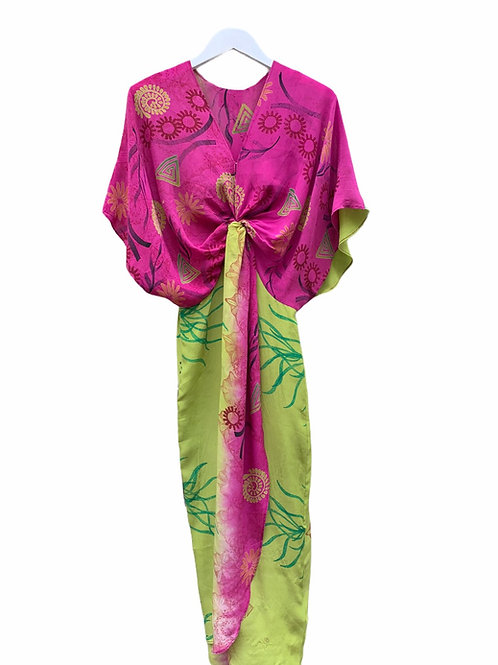 MONACO SILK DRESS 03